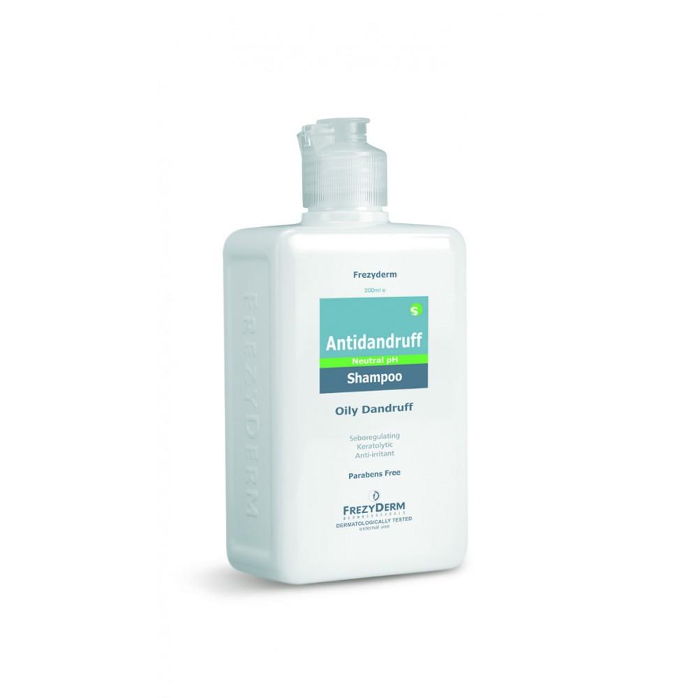 FREZYDERM ANTIDANDRUFF SHAMPOO 200 ml