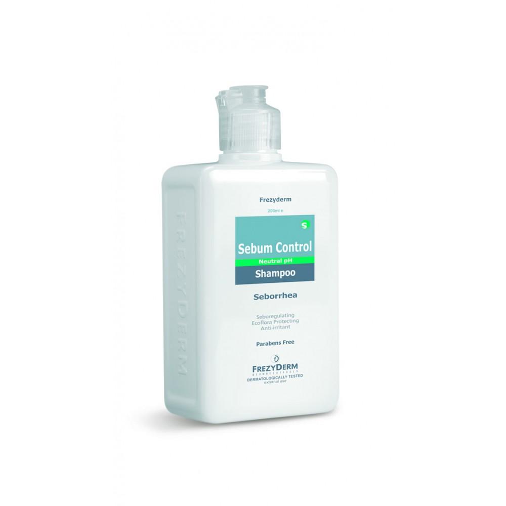FREZYDERM SEBUM CONTROL SHAMPOO 200 ml