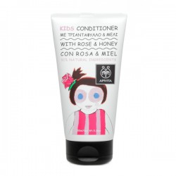 APIVITA - KIDS Conditioner with honey & rose bulgarian