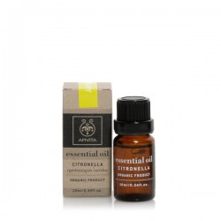 Apivita Essential Oil Σιτρονέλα 10ml