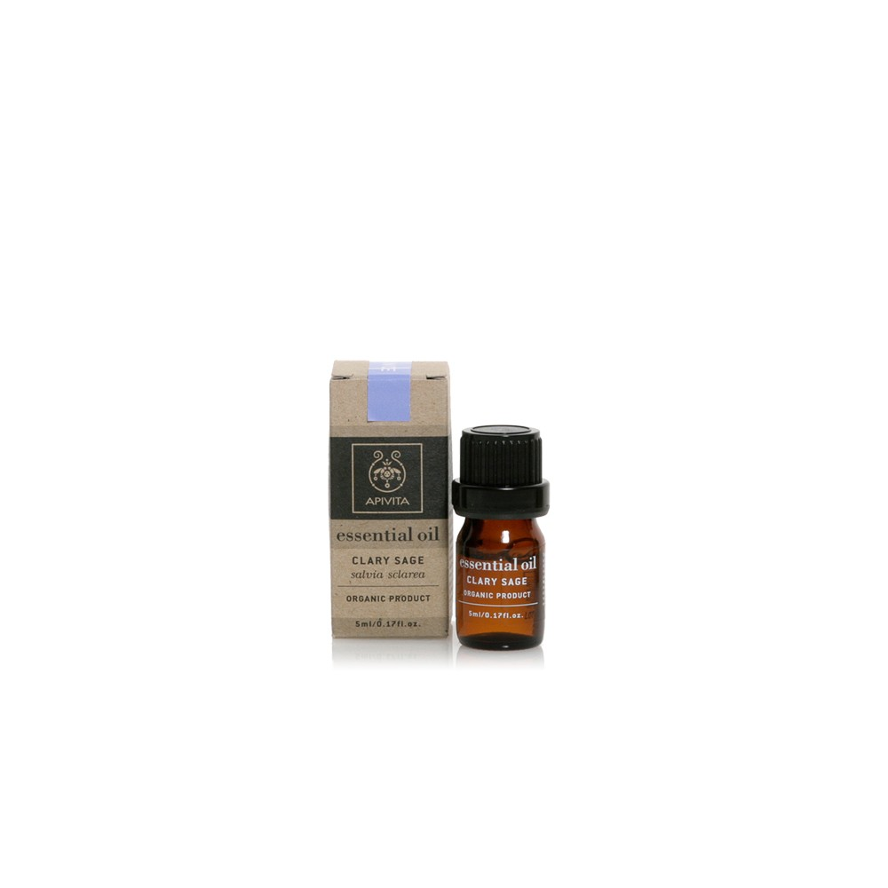 APIVITA - ESSENTIAL OIL Clary Sage