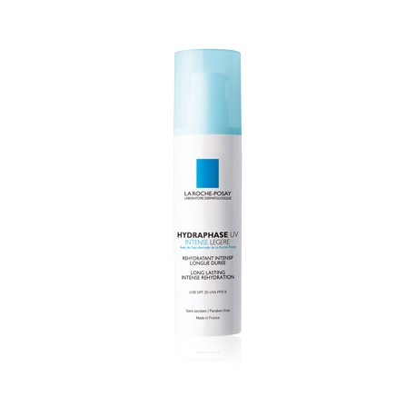 LA ROCHE-POSAY - HYDRAPHASE INTENSE UV Légère High Performance Rehydration for Sensitive Skin, 50ml