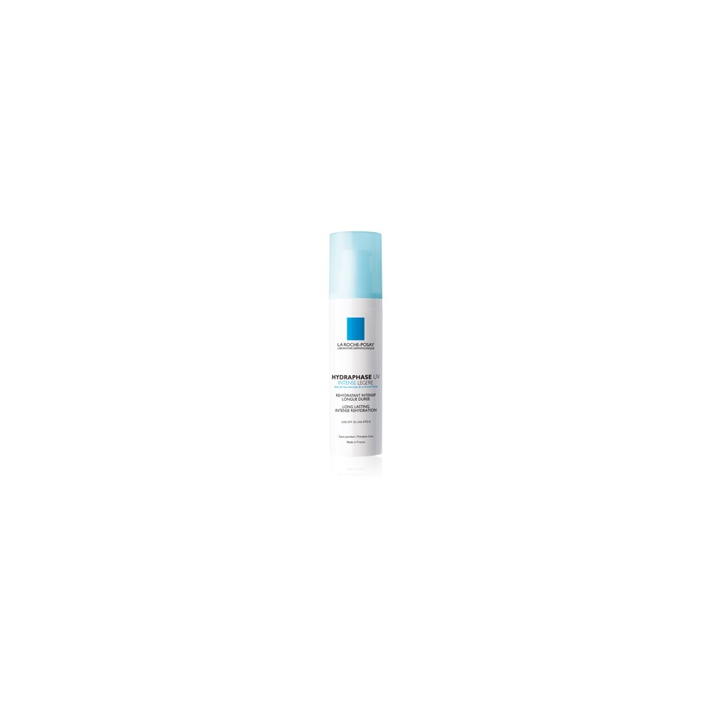 LA ROCHE-POSAY - HYDRAPHASE INTENSE UV  Légère High Performance Rehydration for Sensitive Skin, 50ml