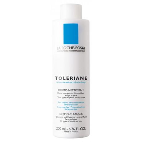 LA ROCHE-POSAY - TOLERIANE Dermonettoyant  Demake-up & cleansing, 200ml