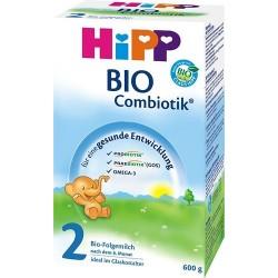 HIPP - HiPP Organic 2 Milk 400g