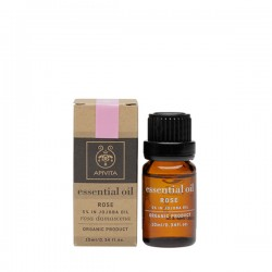 APIVITA - ESSENTIAL OIL bulgarian  Rose