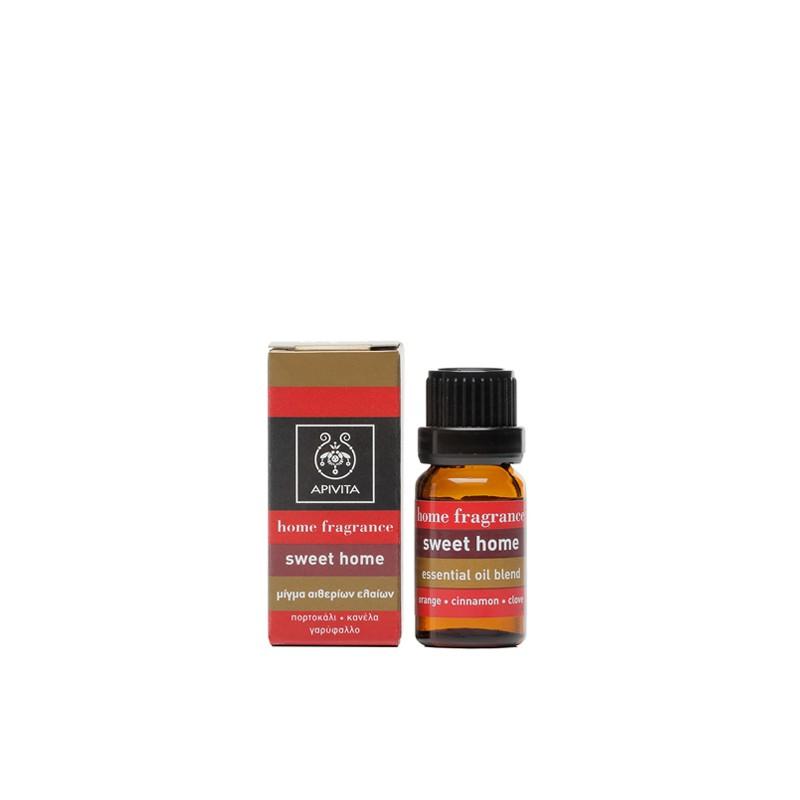 APIVITA - Sweet Home with cinnamon & orange