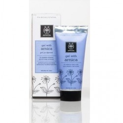 APIVITA - HERBAL CREAM Gel with Arnica 40ml
