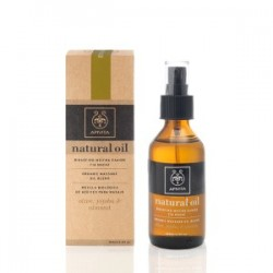 APIVITA - NATURAL OIL Organic Massage Oil Blend 100ml
