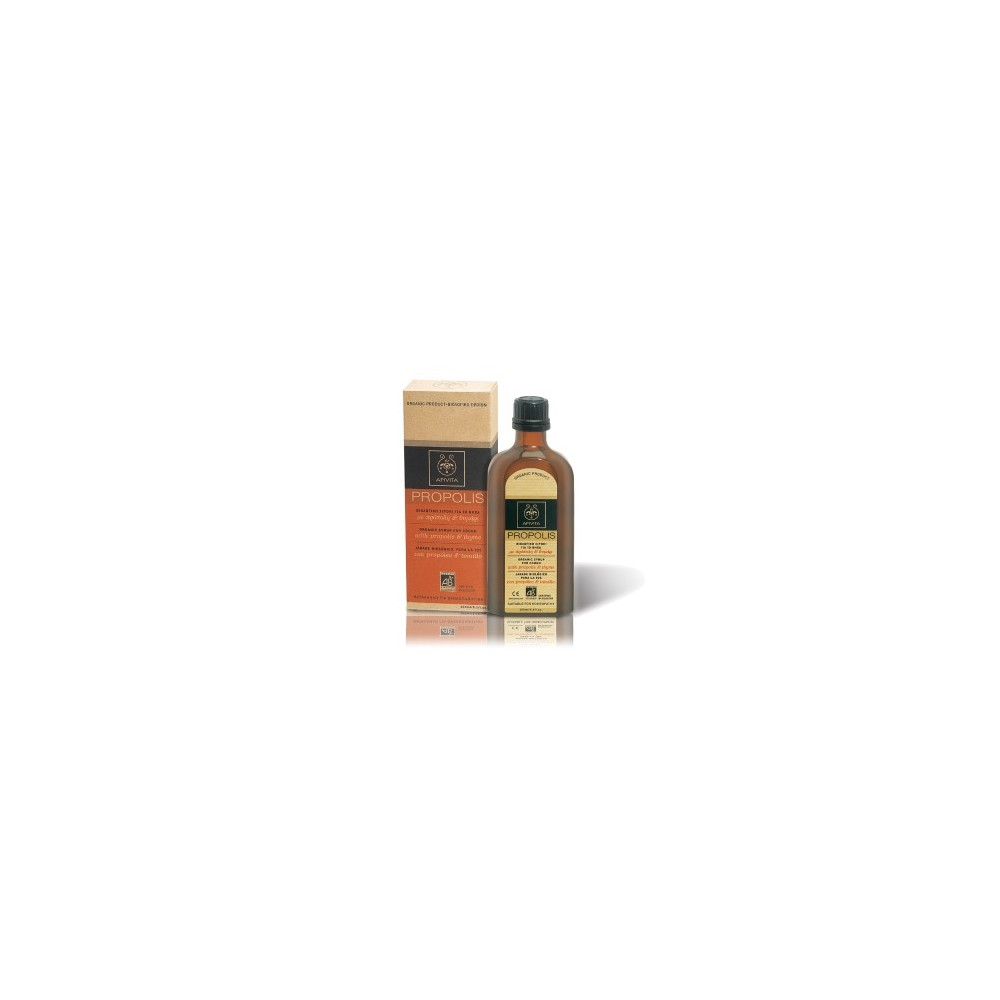 APIVITA - PROPOLIS Organic Syrup for the Throat with propolis & thyme 150ml