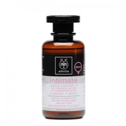Apivita Intimate Daily Απαλό Gel Καθαρισμού για την Ευαίσθητη Περιοχή με Χαμομήλι & Πρόπολη 200ml
