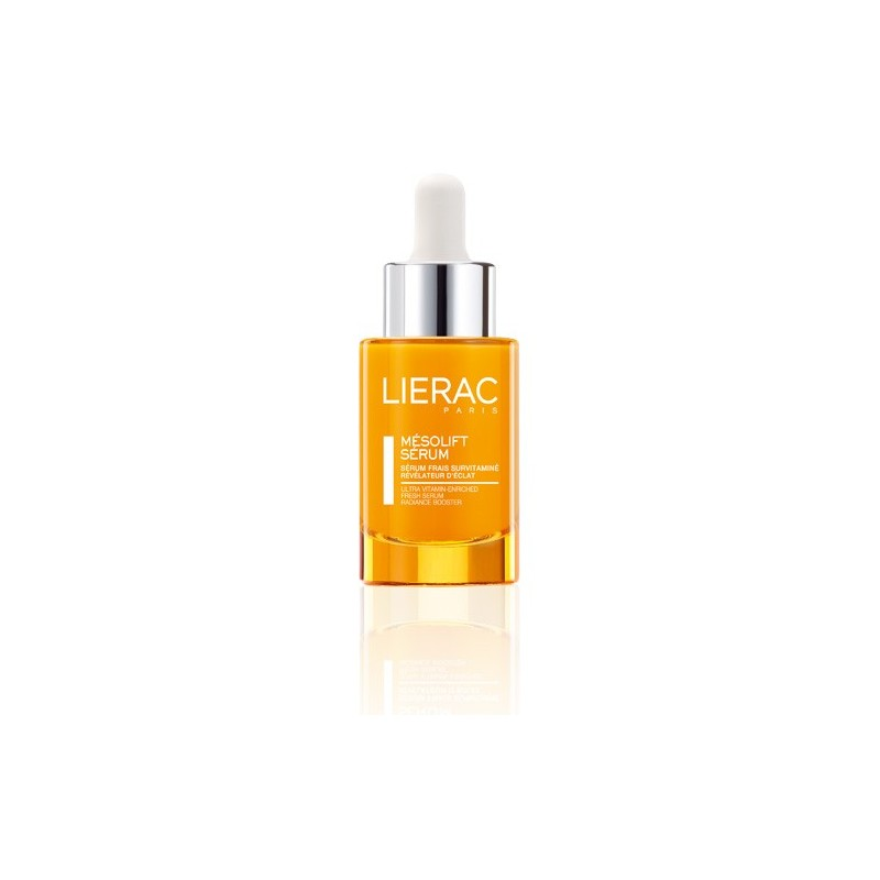 LIERAC - MESOLIFT ULTRA VITAMIN-ENRICHED FRESH SERUM, phial 50ml