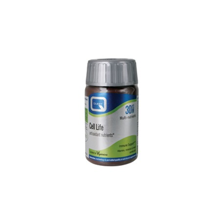 Quest - CELL LIFE protective antioxidant nutrients
