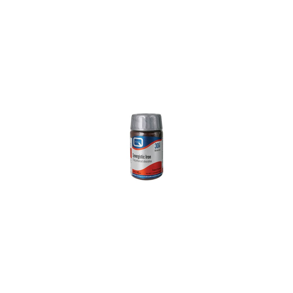 Quest - SYNERGISTIC IRON 15mg enhanced absorption