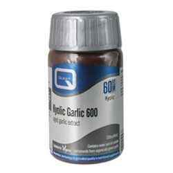 Quest - KYOLIC GARLIC 100 100mg Aged Garlic Extract plus Lecithin & Oatbran 60ml