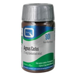 Quest - AGNUS CASTUS 71mg Extract 90TABS