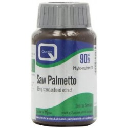 Quest - SAW PALMETTO 36mg Extract 90TABS