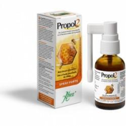 Aboca Propol2 Spray Αντισηπτικό Στοματικό Σπρέι για τον Πονόλαιμο με Πρόπολη 30ml