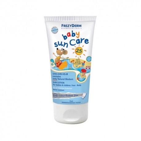 FREZYDERM BABY SUN CARE SPF 25 - 75ml