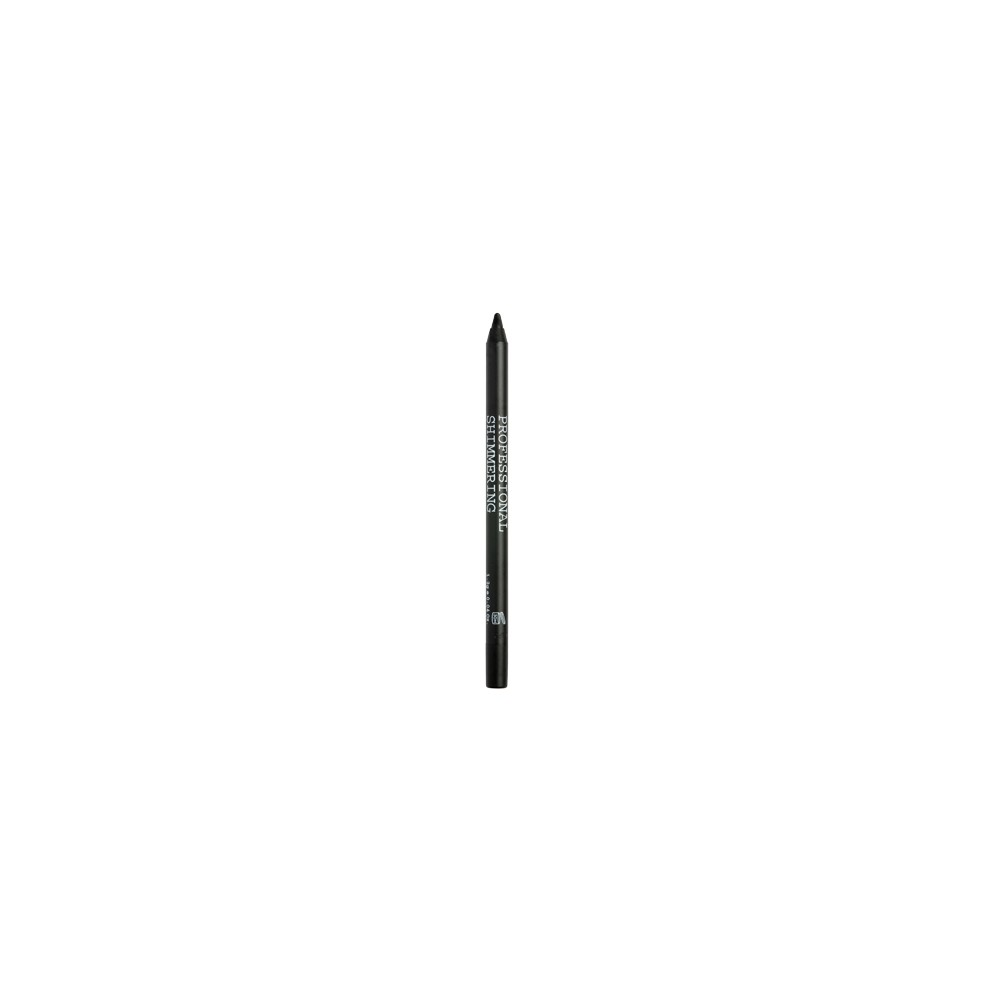 KORRES - EYES BLACK VOLCANIC MINERALS PROFESSIONAL SHIMMERING EYELINER Extra light finish, 1,20mL