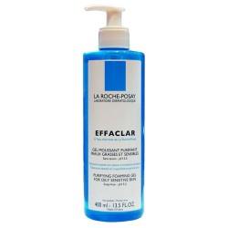 LA ROCHE POSAY - EFFACLAR Purifying Foaming Gel for Oily and Sensitive Skin, 400ml