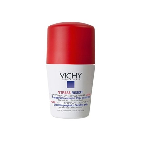 VICHY DÉODORANT Stress Resist ANTI-PERSPIRANT INTENSIVE TREATMENT – EXCESSIVE PERSPIRATION