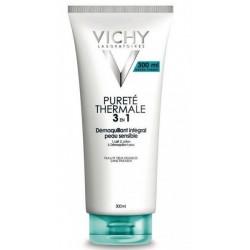 Vichy Purete Thermale Γαλάκτωμα Καθαρισμού Προσώπου 3 σε 1