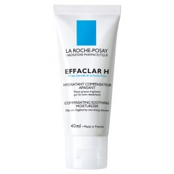 LA ROCHE POSAY - EFFACLAR H Soothing Compensation Moisturizer, 40 ml tube