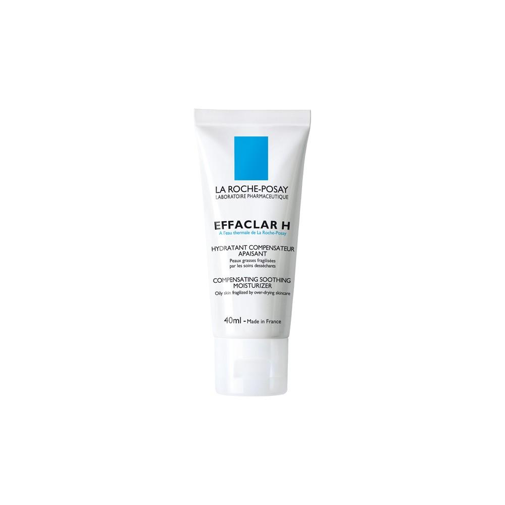 LA ROCHE POSAY - EFFACLAR H Soothing Compensation Moisturizer, 40 ml tube
