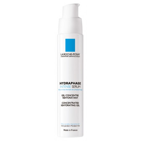 LA ROCHE POSAY - HYDRAPHASE INTENSE SERUM Rehydrating Concentrated Gel, Bottle with pump 30ml