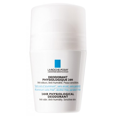 LA ROCHE POSAY - DEODORANT PHYSIOLOGIQUE ROLL-ON 24H