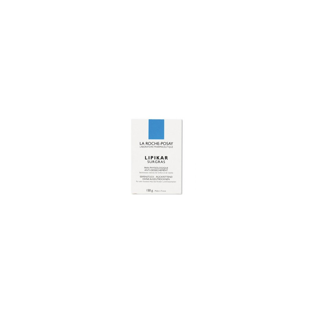 LA ROCHE POSAY - LIPIKAR BAR Lipid-enriched Cleansing Bar Cleanses the skin without harsness, 150gr