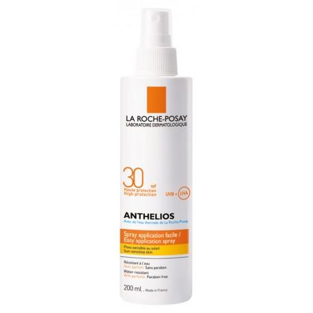 LA ROCHE POSAY - ANTHELIOS SPF 30 EASY APPLICATION SPRAY, 200ml spray