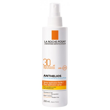 LA ROCHE POSAY - ANTHELIOS SPF 30 EASY APPLICATION SPRAY, 200ml spray