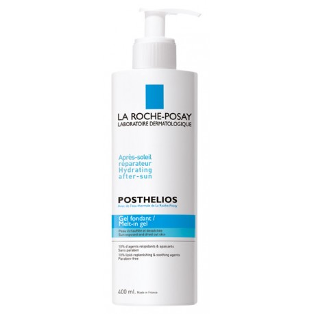 LA ROCHE POSAY - POSTHELIOS MELT-IN GEL Hydrating after-sun, 400 ml bottle