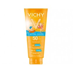 VICHY CAPITAL SOLEIL LAIT ENFANT SPF50 + Sunscreen milk for children, tube 300ml