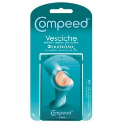 COMPEED BLISTERS MEDIUM 5 Items