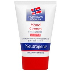 NEUTROGENA HAND CREAM UNSCENTED Κρέμα χεριών, 50ML