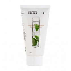 KORRES - LIME STYLING GEL Normal hold, 150mL