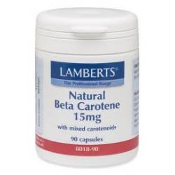Lamberts - Natural Beta Carotene 15mg 90caps