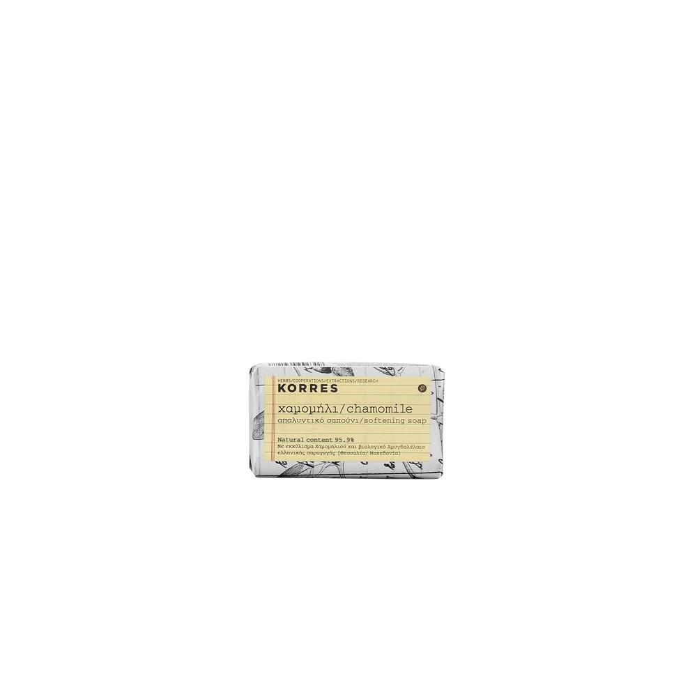 KORRES - BODY CHAMOMILE Softening soap, 125mL