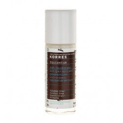KORRES - BODY EQUISETUM DEODORANT Intense perspiration, 30mL
