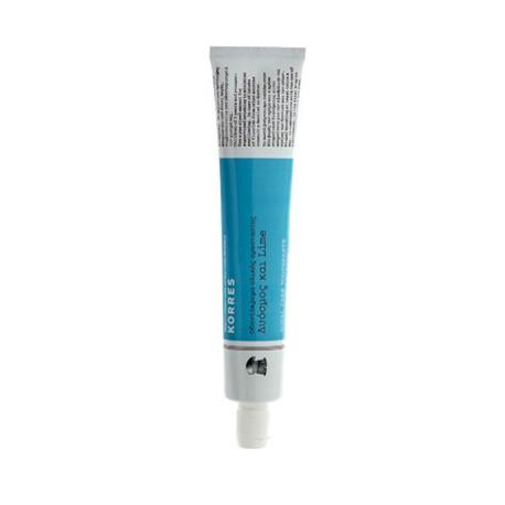 Korres Οδοντόκρεμα Ολικής Προστασίας Δυόσμος & Lime 75ml