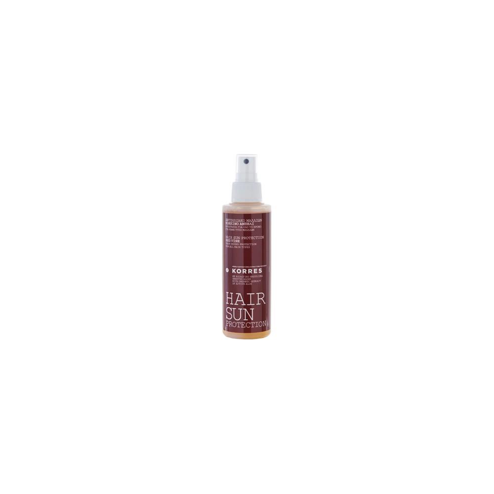 KORRES - SUNCARE HAIR SUN PROTECTION RED VINE For all hair types, 150mL
