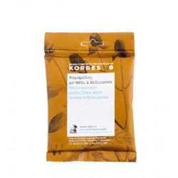 Korres Καραμέλες με Μέλι και Echinacea 15τμχ