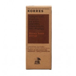 KORRES - SYRUP HONEY BASE SYRUP Dietary supplement, 200mL