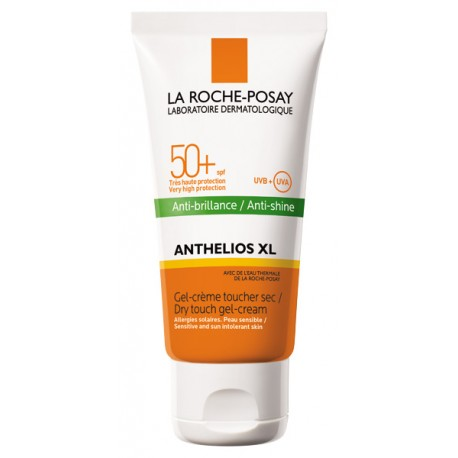 LA ROCHE POSAY - ANTHELIOS SPF 50+ DRY TOUCH GEL-CREAM, 50ml tube