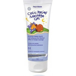 FREZYDERM BABY Colic Relief Massage Gel Τζελ, 100ml
