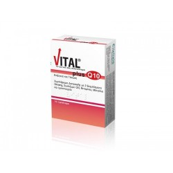 VITAL - PLUS Q10, 14 caps