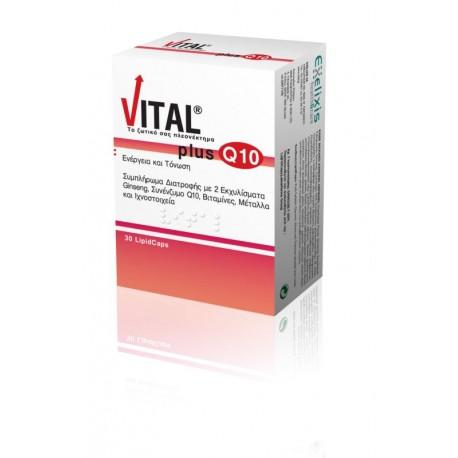 VITAL - PLUS Q10, 30 caps